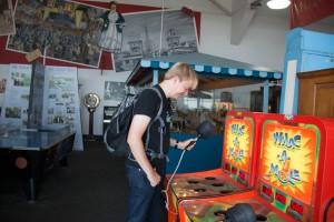 San Fransisco - Arcade Games