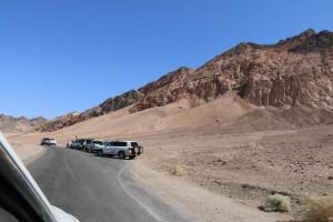 Artist Drive | Death valley National Park