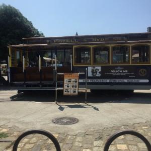 San Fransisco - Tram 8